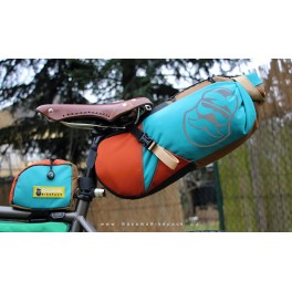 BASAMA BIKEPACK SADDLE PACK 8L