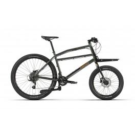 Bombtrack 2021 MUNROE CARGO Complete Bike matt metallic green M 46cm